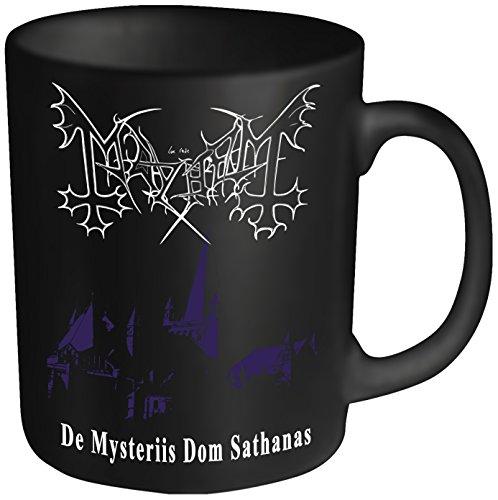 De Mysteriis Dom Sathanas Tasse