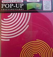 David A. Carter Pop-Up Greeting Cards: Twister