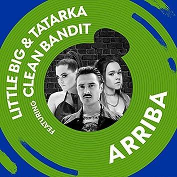 Arriba (feat. Clean Bandit)