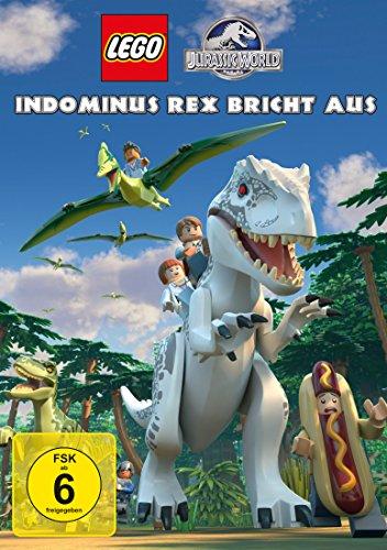 Lego Jurassic World: Indominus Rex bricht aus [Alemania] [DVD]