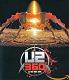 U2 - 360 Degrees Tour (360° At The Rose Bowl) [Blu-ray]