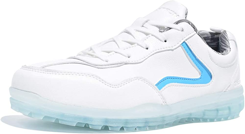 Thestron Women Sport Golf Shoes Walking Max 75% OFF White Under blast sales Sneake Casual