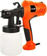 Janvitha Electric Paint Sprayer Elite For Fast Flawless,  Painting Perfection Tool 800ML - Orange Color 6Months Warranty