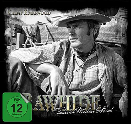 Rawhide - Tausend Meilen Staub, Gesamtbox (58 Discs)