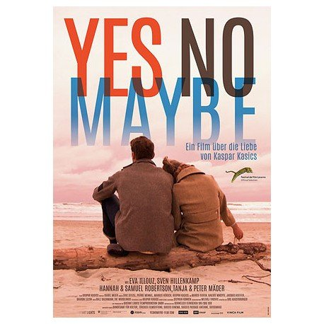 Yes No Maybe ( )