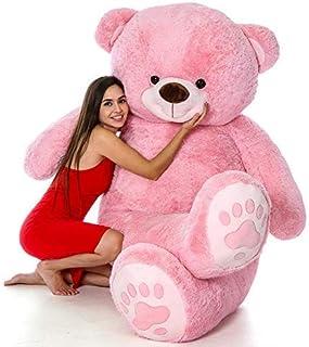 RIDDHI 3 Feet Very Soft /Fluffy/Spongy Huggable Cute Teddy Bear for /Birthday Gift/Boy/Girl/Valentine/Anniversary (Pink) 3...
