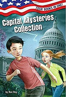 Capital Mysteries Collection (A Stepping Stone Book(TM))