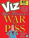 Viz 40th Anniversary Profanisaurus: War and Piss