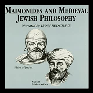 Maimonides and Medieval Jewish Philosophy  cover art