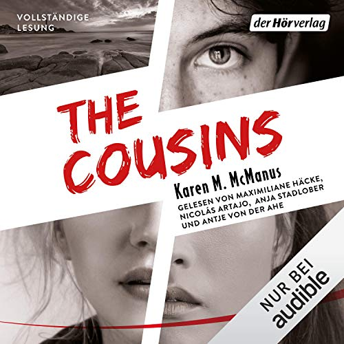 The Cousins (German edition) cover art