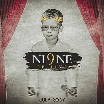 Ni9Ne EP Live