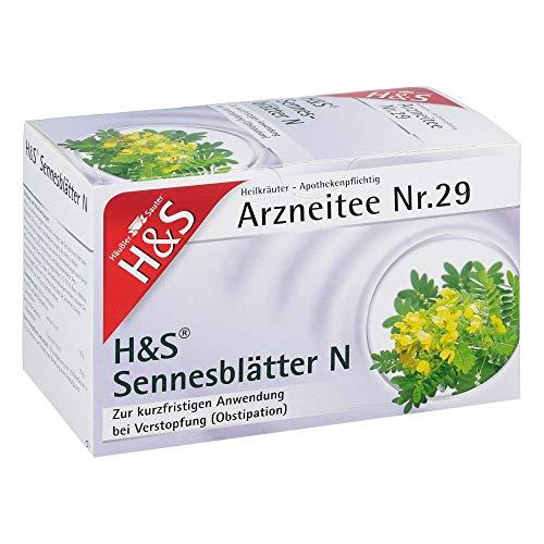 H&S Sennesblätter N, 20X1.0 g