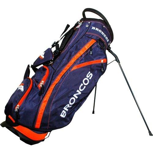 Team Golf NFL Denver Broncos Golf Stand Bag
