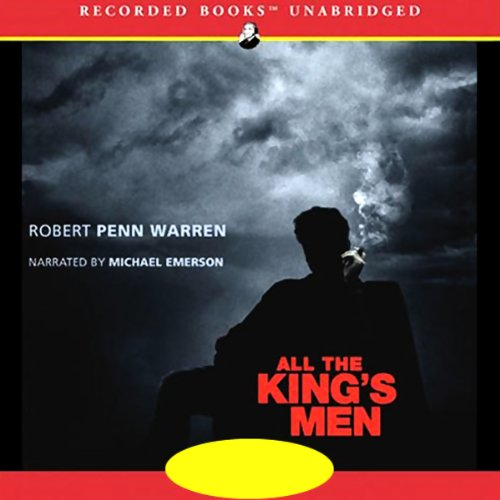 All the King's Men audiobook cover art