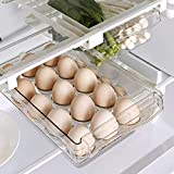 冷蔵庫吊り下げ収納ケース 冷蔵庫トレー 冷蔵庫トレー 卵ケース 引き出し 冷蔵庫収納 冷蔵庫 小物 化粧品 整理 収納ケース 冷蔵庫 キャビネット パントリー 卓上に最適 省スペース