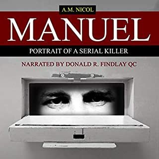 Manuel: Portrait of a Serial Killer audiobook cover art
