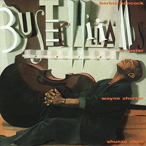 Buster Williams feat. Herbie Hancock, Wayne Shorter, Shunzo Ohno & Al Foster