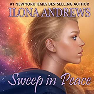 Sweep in Peace audiobook cover art
