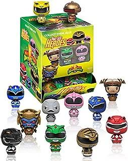 Power Rangers Pint Size Heroes Mini-Figures Set of 24