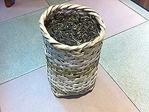 Pu Erh té negro sin fermentar, Grado A 2000 gramos en el embalaje de la cesta de bambú