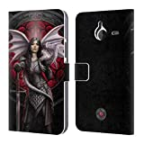 Official Anne Stokes Valor Dragons 4 Leather Book Wallet