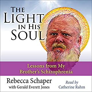 The Light in His Soul audiobook cover art