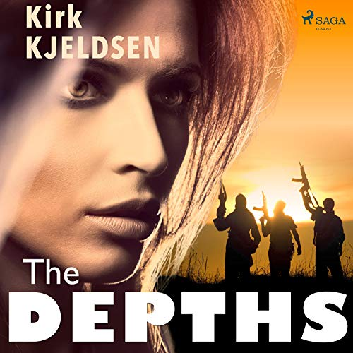 The Depths audiobook cover art