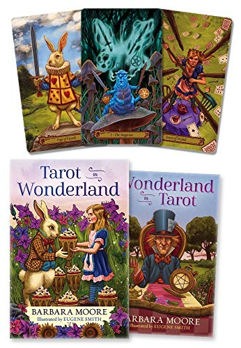 Tarot Deck Alice in Wonderland