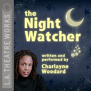 The Night Watcher audiobook cover art