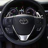 トヨタ パドルシフト Toyota トヨタ シフト パドル エクステンション 高品質 Toyotaトヨタ パドルシフトトヨタ 汎用 シルバー K001-156