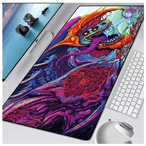 Gaming Mouse Pads CSGO Counter Strike Navi Large Gaming Mat Hyper Beast for CS GO XXL Grande Pad AWP for CS GO Gamer Mouse pad PC C
