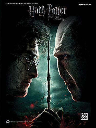 Harry Potter and the Deathly Hallows, Part 2: Piano Solos by Staff, Alfred Publishing (2011) Sheet music