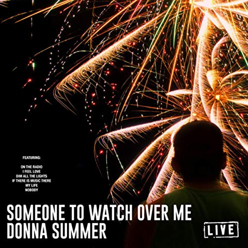 Someone To Watch Over Me (Live)