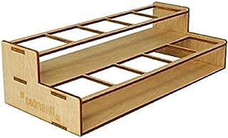 コバアニ模型工房 角ビンラック タミヤ用 木製組立キット TW-010