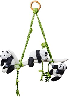 Panda Friends Baby Mobile and Room Decoration