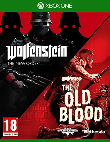 Wolfenstein The New Order and The Old Blood Double Pack - Xbox One [Edizione: Regno Unito]