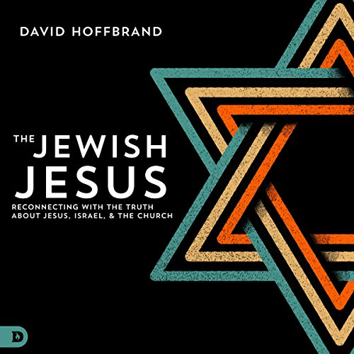 The Jewish Jesus audiobook cover art