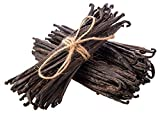 Stavoren Trading Co. 10 Lg Madagascar Grade A Bourbon Vanilla Beans for Vanilla Extract/Paste. Beans are 5-6 inches long, freshly picked, dried, packed for freshness & arrive sealed to lock in flavor