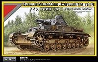 トライスター 1/35 ドイツ IV号戦車 D型 [35015]