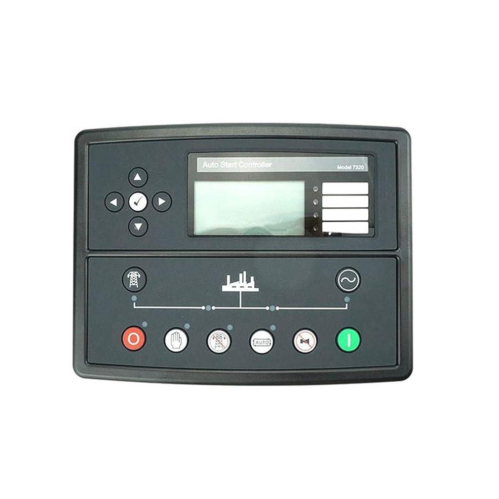 雑品裁量三角形ディーゼル発電機制御パネル、制御モジュール精密自動始動コントローラー