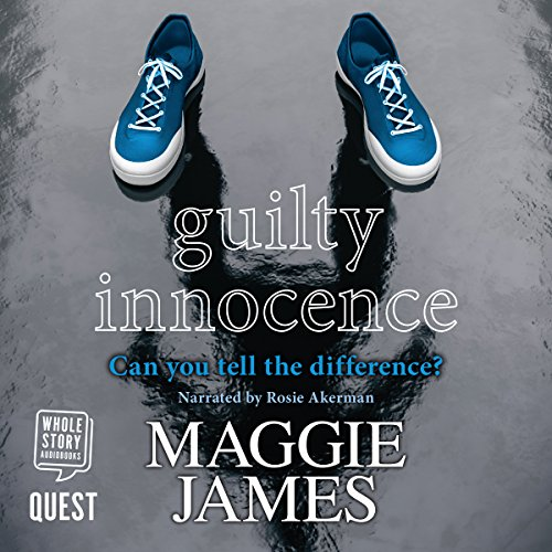 Guilty Innocence                   By:                                                                                                                                 Maggie James                               Narrated by:                                                                                                                                 Rosie Akerman                      Length: 8 hrs and 58 mins     14 ratings     Overall 4.0