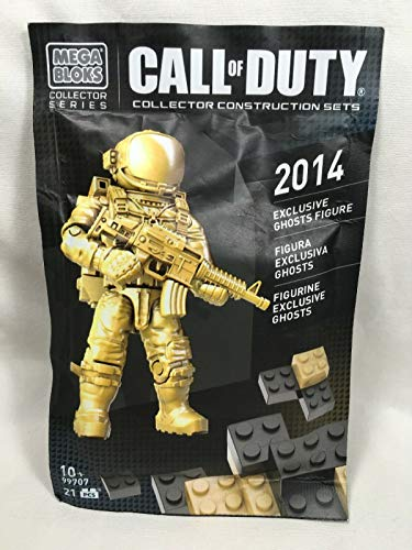 2014 Mega Bloks Call of Duty Exclusive Ghosts