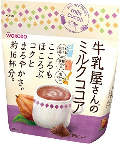 和光堂 牛乳屋さんのミルクココア B00NSL96XU 1枚目