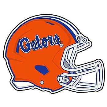 Craftique University of Florida Decals  Helmet  Gator   3 in 4 in 6 in 12 in  6 in