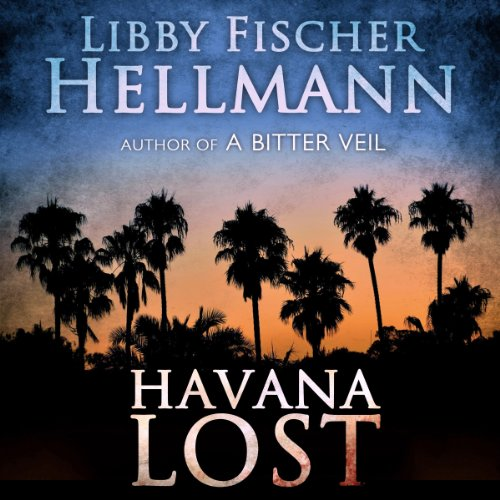 Havana Lost audiobook cover art