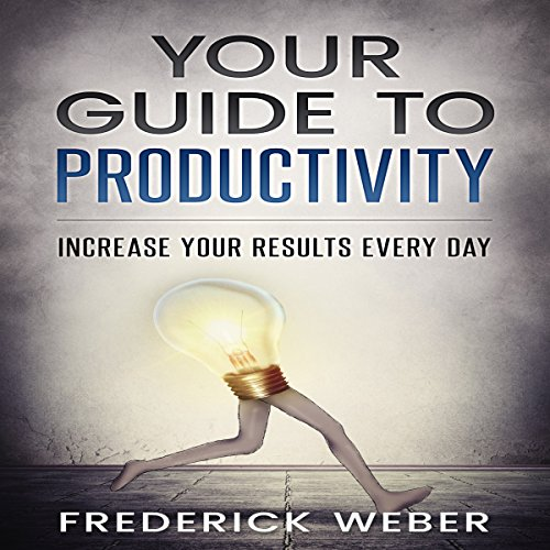 Your Guide to Productivity audiobook cover art