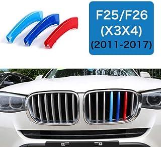 griglia di ricambio per B M W E83 X3 LCI Facelift 2007-2010 Artudatech Griglia anteriore per paraurti anteriore