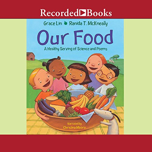 Our Food audiobook cover art