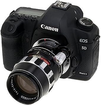 infinie pour objectif Exakta pour appareil photo sans miroir /à monture E de Bague adaptateur pour monture dobjectif EXA-NEX bague dadaptation de mise au point infinie pour mise au point manuelle