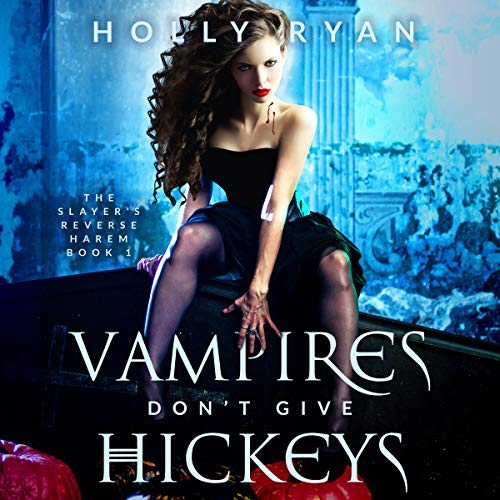 Vampires Don't Give Hickeys cover art